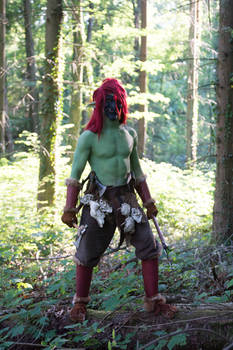 This is Troll Land - Warcraft - Horde Cosplay