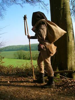 Off I go, then! - Warcraft - Alliance Peasant