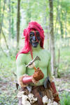 D'you Want Axe - Warcraft Forest Troll, Horde