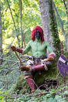 What'you Bother Me For!? - Warcraft Forest Troll