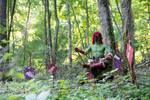 Are You Feelin' da Voodoo? - Warcraft Horde, Troll by Carancerth