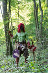 Da Amani Warrior - Warcraft Forest Troll, Horde