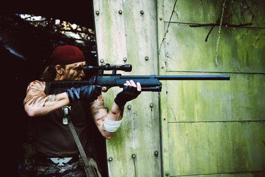 Target On Sight - Catachan Warhammer 40K Imperium
