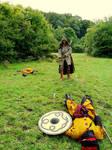 Conflict in Ithilien - Gondor Ranger + Haradrim