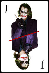 Joker - Trump Card - Batman Gotham City DC cosplay