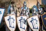Unsheathe your Sword - Warcraft, Lordaeron Footmen by Carancerth
