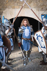 The LightBringer - Warcraft Paladin - The Alliance by Carancerth