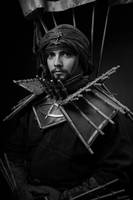 Haradrim Portrait - Middle Earth Convention by Carancerth