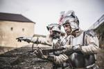 Shoot the basterds ! Warhammer Empire Reiklanders