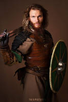 Rohirrim Warrior - Rohan LOTR Cosplay Middle earth