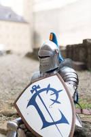 Waiting for orders ! Lordaeron Footman - Warcraft by Carancerth
