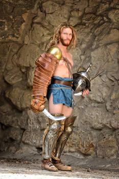 Gladiator - Thraex - Roman Empire