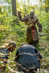 Horde Shooting - Warcraft Orc - cosplay fanfilm