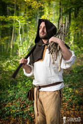 Peasant at work - Warcraft cosplay by Carancerth