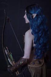Shandris Feathermoon - Night Elf Archer - Cosplay