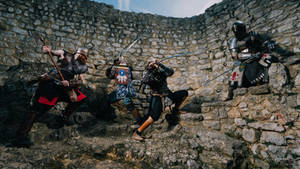 For Honor - Viking, Samurai and Knight, Cosplay