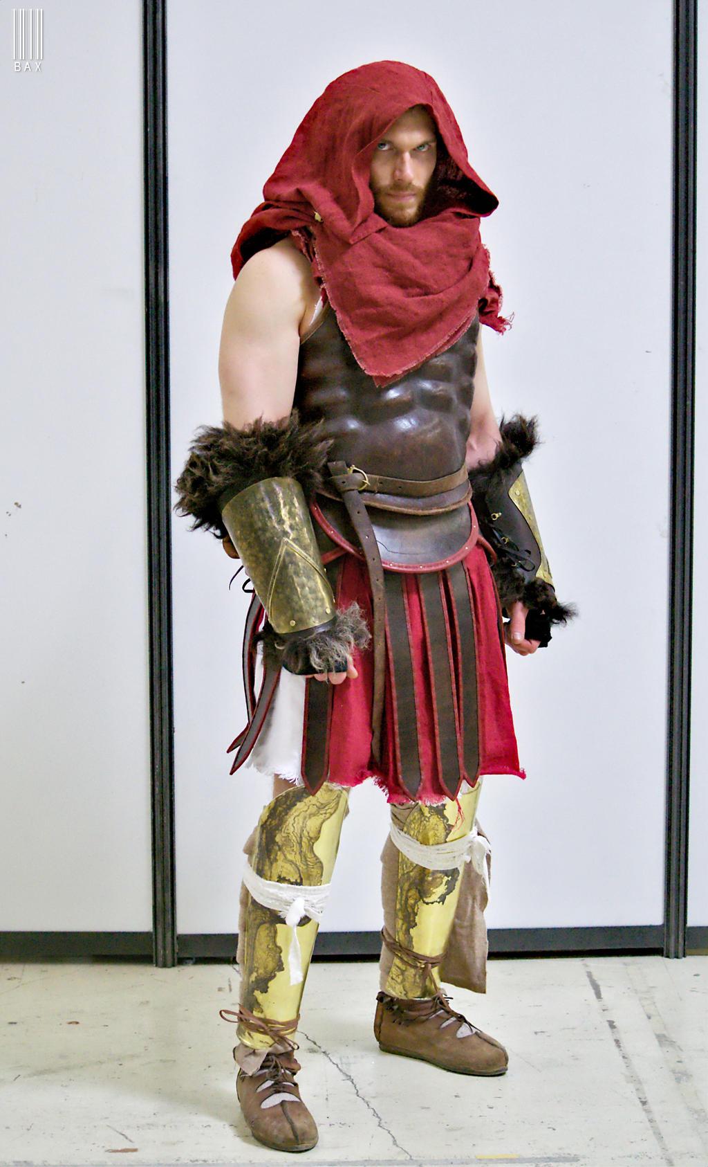 Assassin S Creed Odyssey Spartan Mercenary Alexios By Carancerth