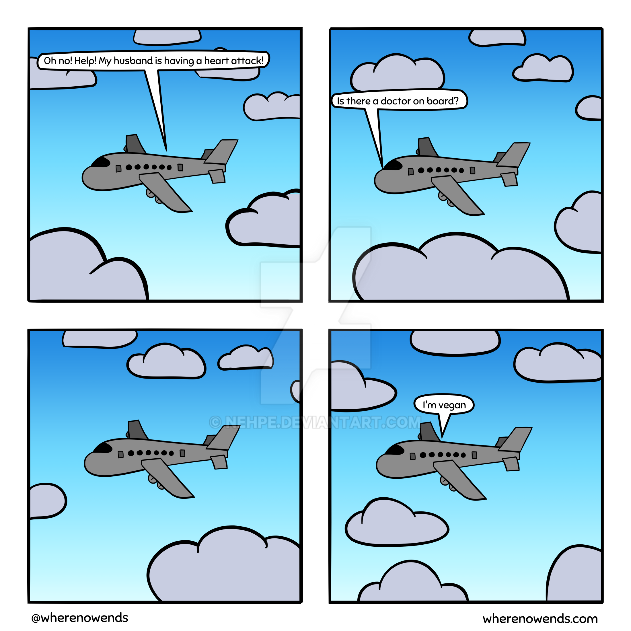 Plane by nehpe
