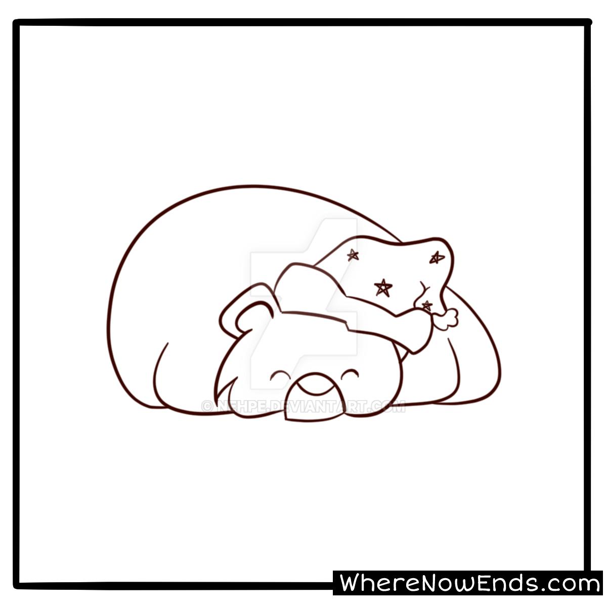Bear by nehpe