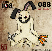 Hero108 - Jumpy Ghostface088 by 9Timothy9