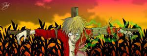 Scarecrow Metamorphosis