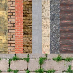 Bricks and Concrete