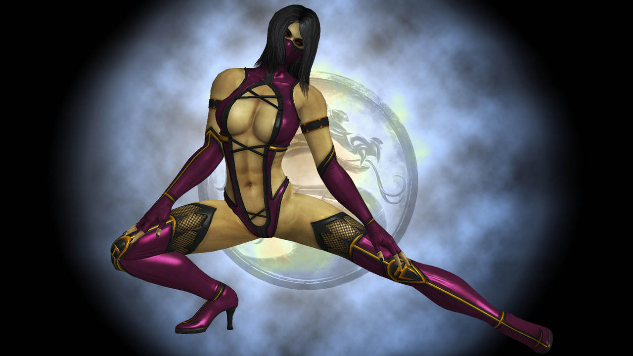 Mileena Wallpaper By Paulinos On DeviantArt