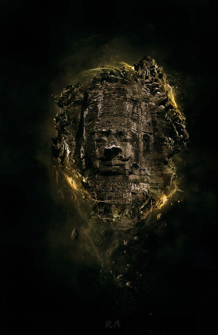 AngkorWat Aura by WADESTA360
