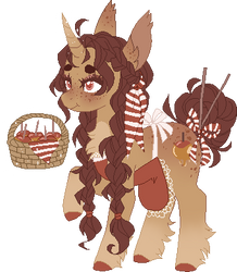 Halloween Auction 5: Candy Apple