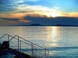 June at Lake Balaton by nviki89