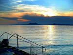 June at Lake Balaton