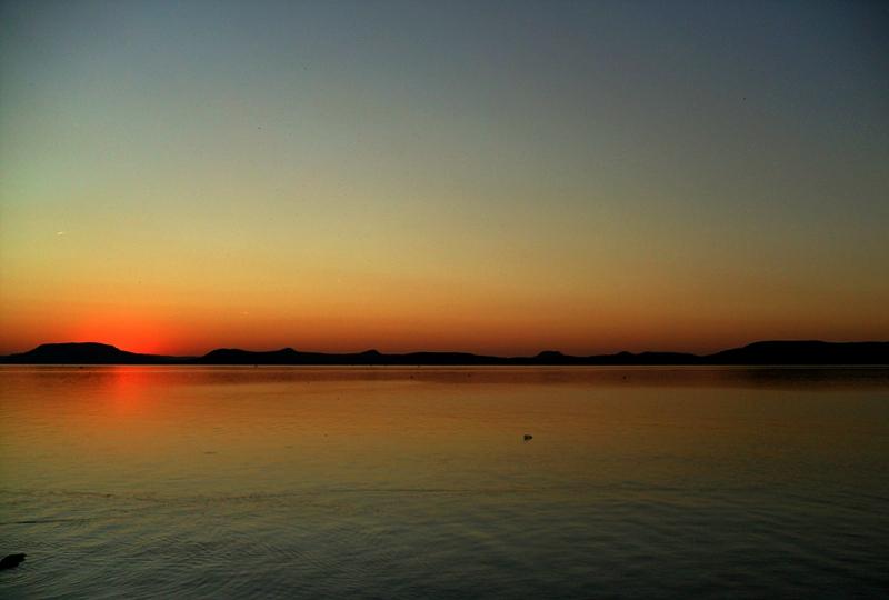 Fiery Sunset by nviki89