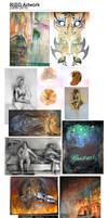 RISD art - 2009-2010