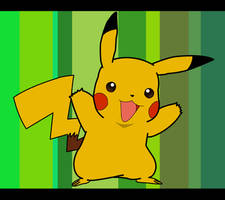 Pikachu by CrunchyArtist