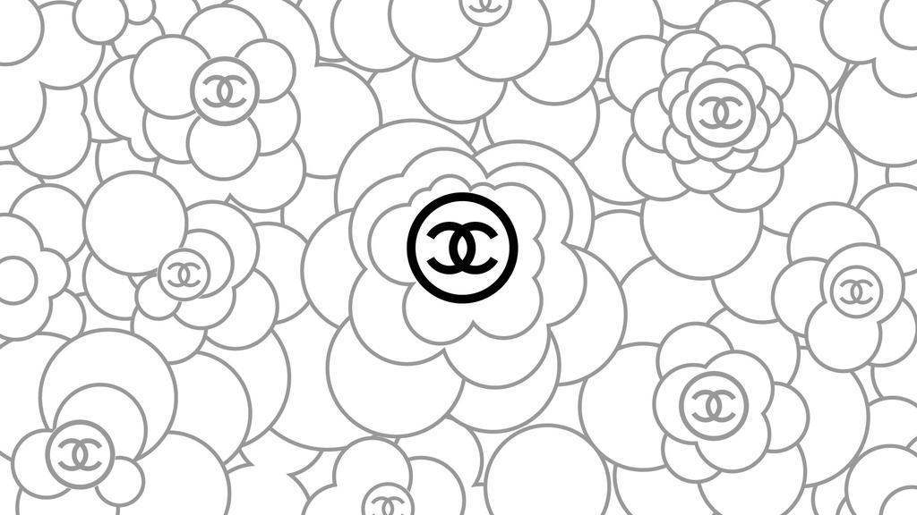 Chanel-Wallpaper-2-Gray by wmchin2003
