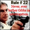 Gibbs' Rule by jessica-chan