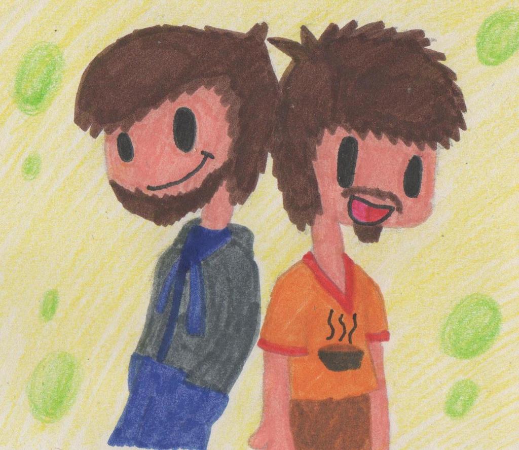 MrEnter and Pieguy