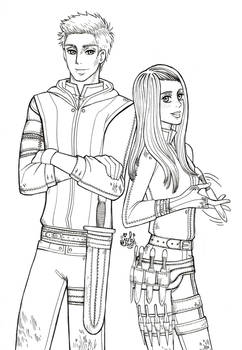 HG Cato and Clove