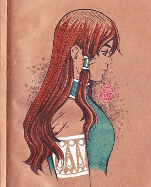 LoK Book 2 by Juli-Yashka