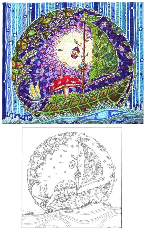 Enchanted Forest 02 By Juli Yashka