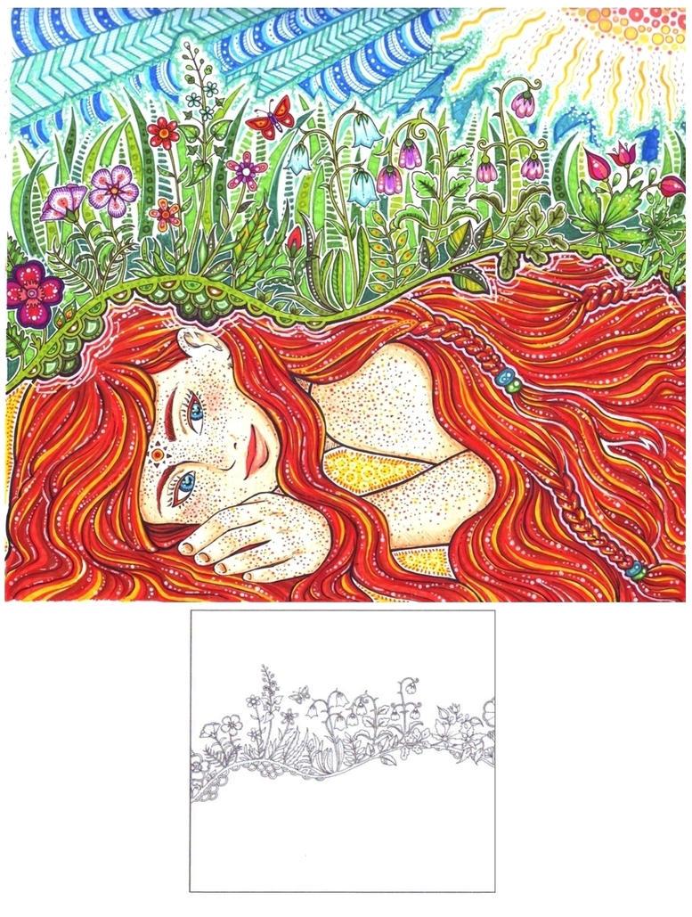 Enchanted forest 04 by Juli-Yashka