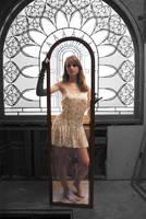 Girl in the Mirror by Vanna-Noel