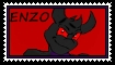 Enzo stamp by SexyCynder