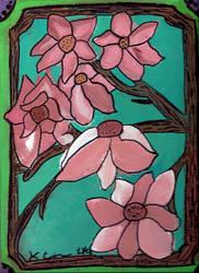 Winter Blossoms by KaciKip