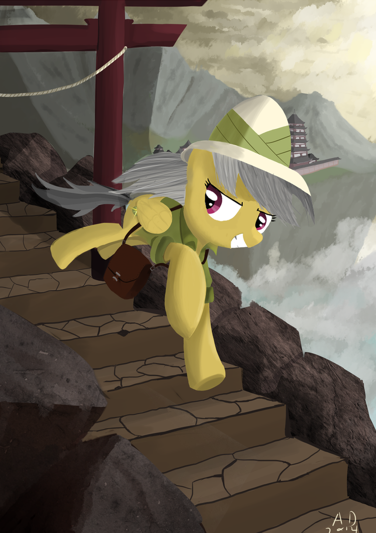 Temple Run by Ailynd