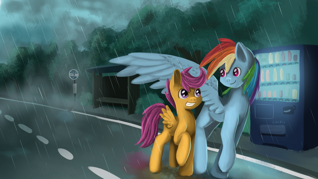 Rainy Day by Ailynd