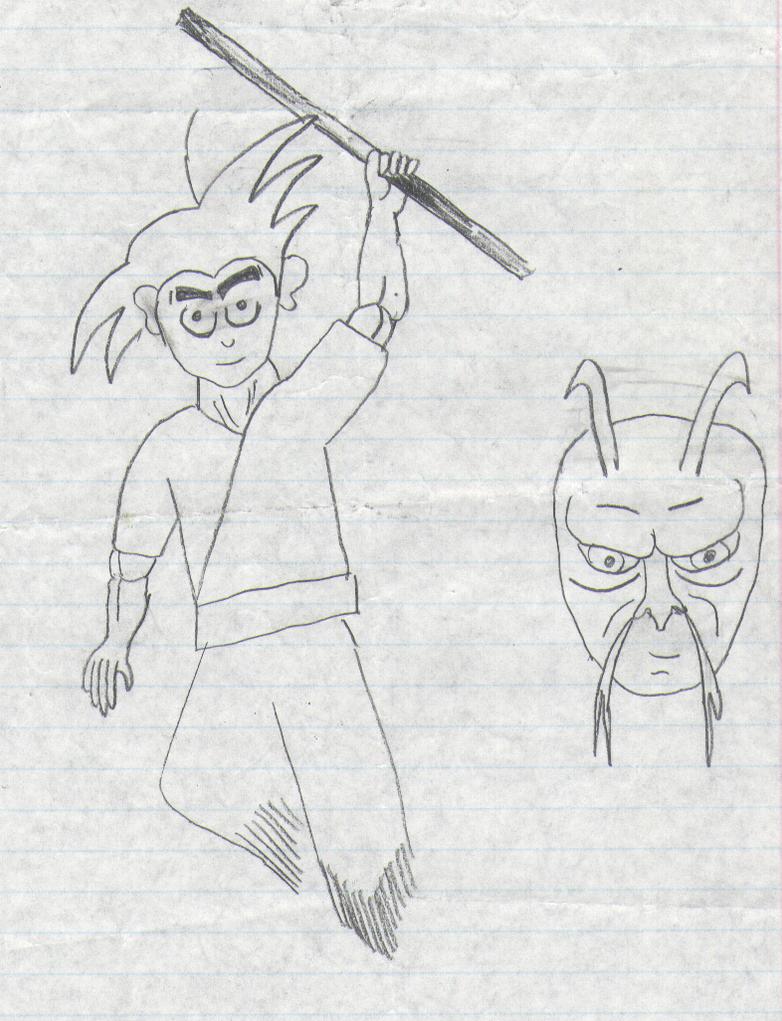 Dragonball 9 by sebhtml