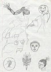 memorable faces by sebhtml