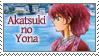 Akatsuki no Yona by DAFrancobolli