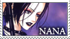 Nana stamp by DAFrancobolli